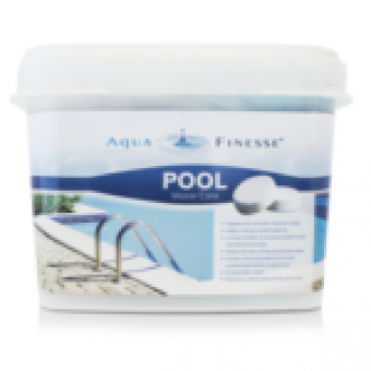 Aquafinesse Pool  - emmer met 30 tabletten